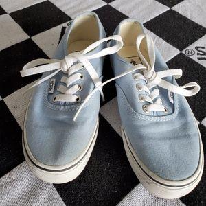 Van's Authentic (Baby Blue)